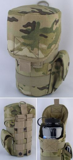 MULTICAM NALGENE POUCH / LARGE | MULTICAM GEAR | Tactical Gear
