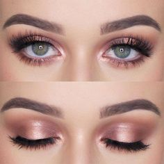 7 Awesome Eye Makeup Tips For You To Try! 7 Awesome Eye Makeup Tips For You To Try!,Makeup Ideas Here is some advice on eye makeup styles for you to try. Every girl loves to play around with makeup. Let us experiment together! Romantic Eye Makeup, Natural Eye Makeup, Eye Makeup Tips, Gorgeous Makeup, Makeup Inspo, Makeup Hacks, Makeup Ideas, Natural Lashes, Makeup Tutorials