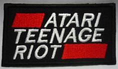 ATARI TEENAGE RIOT http://stores.ebay.ie/BLACK-SEEDS-ASIA