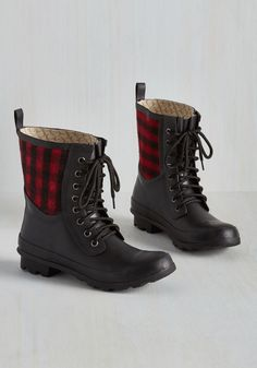 Redwood Rover Rain Boot. Experience nature like never before - in these  black rain boots 2f671b0b5bd6