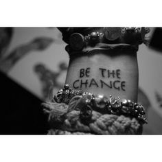 Etre le changement