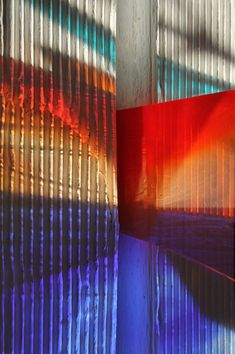 Minichmair Austrian Painter, Photographer and Glass Designer - I´m always looking for colour, textur and spatiality to invastigate and convey information, emotion and enviroment. Blinds, Glass, Artwork, Photography, Color, Design, Musical Composition, Abstract, Pictures