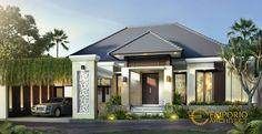 Super Home Decored Ideas Traditional House Plans 28 Ideas Minimalist House Design, Modern House Design, Roof Design, Exterior Design, Bali House, Modern Bungalow House, Traditional House Plans, Street House, Facade House