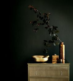 2017 trends - gold, coppers and dark tones for your Kitchen design.