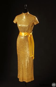 Dress  Norman Norell, 1960-1964  The Museum at FIT