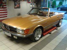 Mercedes-Benz SL 450SL  1975, 185000 km, kr 125000,- -