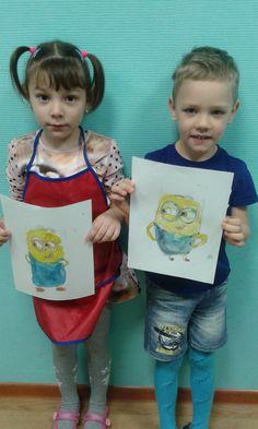 Сбор урожая детские рисунки