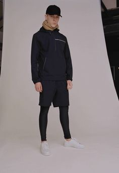 A.P.C. and New York-based technical sportswear company, Outdoor Voices, reveal their first collaborative collection.