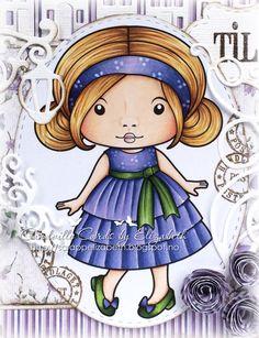 Cardville- Cards by Elizabeth: Til deg!
