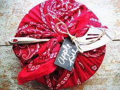 Spring!Summer!!  Bandana Season is here! Lots of bandana crafts here!!!