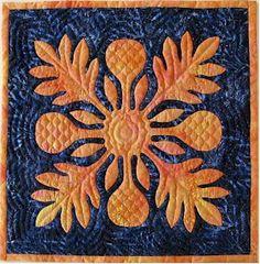 hawaiian quilt spotted in poipu kauai photo by wendy british