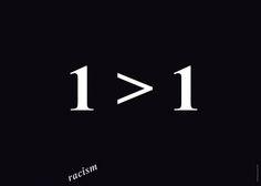 Svetlana Faldina & Alexander Faldin, Faces of racism, 2011
