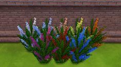The Sims 4: Outdoors Plants www.doriedwards.nerium.com