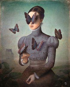 """""""There is Love in You"""" Bild von Christian  Schloe jetzt als Poster, Kunstdruck oder Grußkarte kaufen.."""