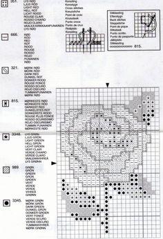 ru / Фото - Just Flowers - Poppy - winterstar Cross Stitch Cards, Cross Stitch Flowers, Cross Stitching, Cross Stitch Embroidery, Cross Stitch Patterns, Card Patterns, Copenhagen, Hearts, Maths