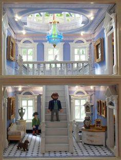 Playmobil By Emma.J - Houghton Hall