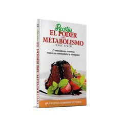 Recetas El Poder del Metabolismo por Frank Suárez - Comida..