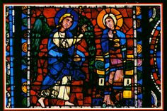 Image detail for -Medieval Period Renaissance Era, 12th Century, Stained Glass, Medieval, Cathedral, Period, Painting, France, Image