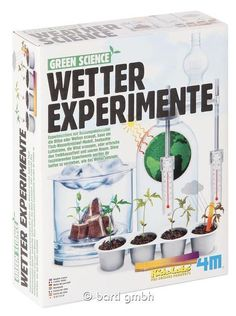 Bartl, Green Science - Wetter Experimente 111249