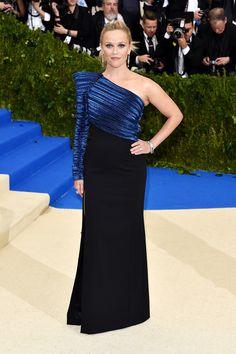Reese Witherspoon - Mugler. Met Gala 2017
