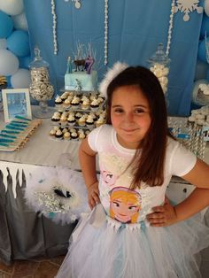 Disney Frozen Birthday Party Ideas | Photo 13 of 17 | Catch My Party
