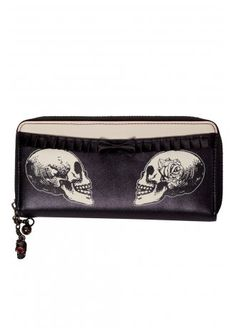 Banned Apparel Stand Your Ground Wallet, £18.99
