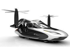 Terrafugia社から、近い将来現実になるであろう空陸両用自家用車の、新しいプロトタイプが発表された。  新しい「Terrafugia TF-X」は、ヘリコプターのようにプロペラを使って縦方向に離陸することができるので、滑走路が要らないが最大の特徴だ。