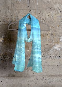 Cashmere Silk Scarf - ROCK IT CASHMERE SILK by VIDA VIDA EnF7X9