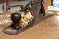 #6 Stanley Bailey bench plane.