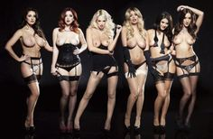 "kniteshadow: ""Lucy Pinder, Lucy Collett, Rhian Sugden, Holly Peers, India Reynolds and Rosie Jones """