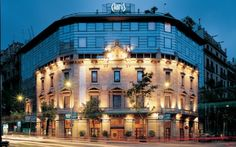 The Claris Hotel Barcelona is situated in the heart of Barcelona near to Diagonal Avenue and just off the Plaza Catalunya. This luxury hotel is equipped with everything you would expect to find in an establishment of its class.  http://2.BnBPics.com