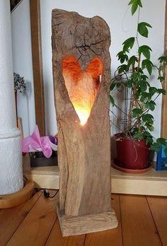 Windlicht Laterne Stehlampe Leuchte Alt Eichenbalken Lampe Holzbalken Stele in Möbel & Wohnen, Dekoration, Kerzenständer & Teelichthalter | eBay!