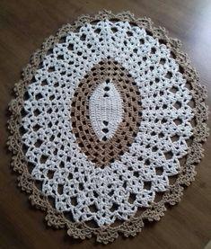 Crochet Shell Stitch, Crochet Lace Edging, Crochet Doilies, Crochet Baby, Free Crochet, Knit Crochet, Crochet Patterns, Crochet Curtains, Crochet Table Runner