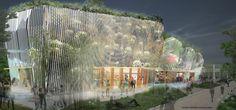 Colombia Pavilion expo 2015