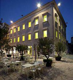 Design Hostel Goli & Bosi, Split – alojamiento confortable en un moderno hostal en la ciudad croata | Ver Y Visitar