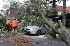 Enorme schade door Zware Storm © www.fotojakma.nl