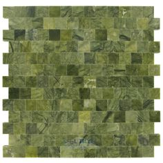 Flicker Tile Folia Brick 1 X 2 Lime Glossy Green Gl Bathroom Ideas Pinterest Bricks Gles And Ps
