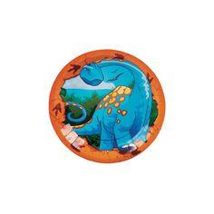 Dino-Mite Dessert  Plates