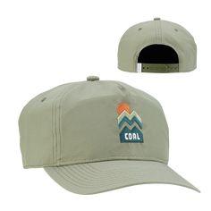 72e162caef7b3 Coal Headwear The Donner Snap Backs