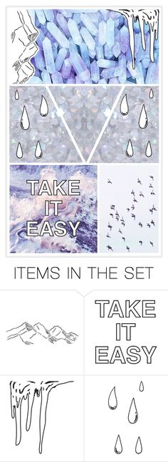 """""""My lockscreen"""" by honeyrush on Polyvore featuring art and wallpaperbylouisa"""