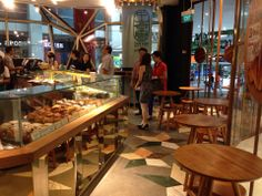Tiong Bahru Bakery (Orchard Road)