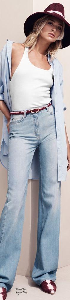 Karmen Pedaru ~ H&M Studio Collection 2015 . women fashion outfit clothing style apparel @roressclothes closet ideas