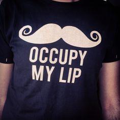 #occupy #tee (photo source: http://instagram.com/p/p_tmuLISeG/)
