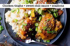 22 Dinner Ideas That Start With Chicken Thighs