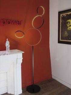 Love this floor lamp by Le Deun  #designerlighting