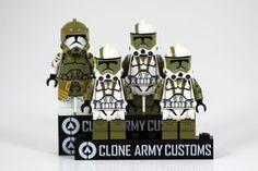 Clone Army Customs | Squad Pack Doom