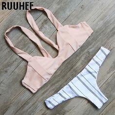 Bikini Swimsuit Swimwear Women Bikini Set 2016 Push Up Biquini Maillot De Bain Femme Beachwear Bathing Suit Swim Wear Swim Suit