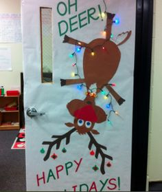 Someday, this WILL be on my classroom door!