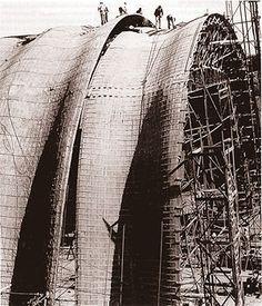 Construcción dela obra correspondiente al Silo CADYL Horizontal en la ciudad de Young, departamento de Río Negro-URUGUAY