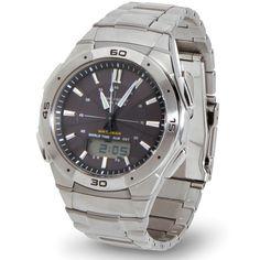 The Always Accurate Watch - Hammacher Schlemmer